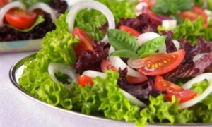 Salades et Fromages
