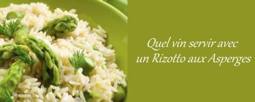 Rizotto Asperge